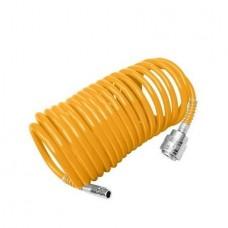 Шланг для компрессора спиральный 10 м INGCO AH1101