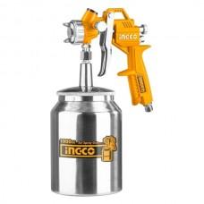 Краскопульт пневматический INGCO ASG3101