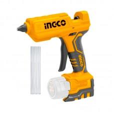 Аккумуляторный клеевой пистолет 12 В INGCO CGGLI1201