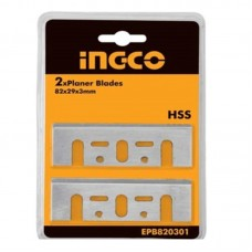 Набор ножей для рубанка INGCO EPB820301INDUSTRIAL
