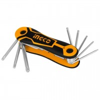 Набор ключей Torx INGCO HHK14083 INDUSTRIAL
