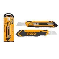 Нож с сегментным лезвием INGCO HKNS16518