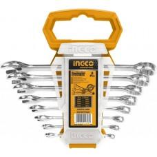 Набор комбинированных гаечных ключей  INGCO HKSPA1088