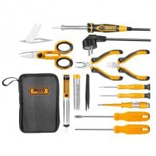 Набор ручного инструмента 13 шт. INGCO HKTTS0131