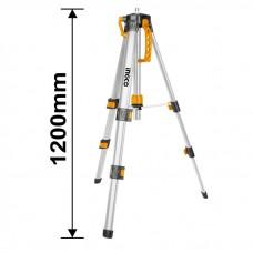Тренога для нивелира 1200 мм INGCO HLLT01152