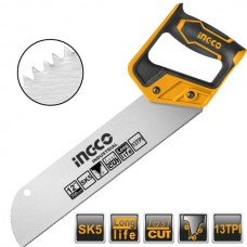 Ножовка по дереву 300 мм INGCO HMBSB3028 INDUSTRIAL