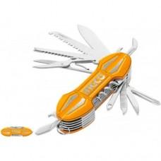 Нож многофункциональный INGCO HMFK8158