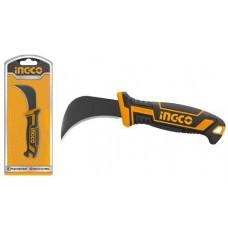 Нож монтажника 180 мм INGCO HPK81801