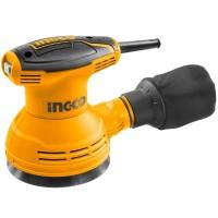 Эксцентриковая шлифовальная машина INGCO RS3208 INDUSTRIAL
