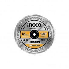Пильный диск по алюминию 254 мм INGCO TSB3254210