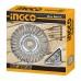 Щетка дисковая витая 150 мм INGCO WB51501