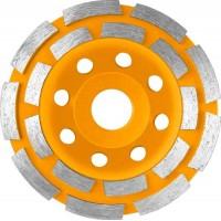 Диск алмазный шлифовальный 115х22,2 мм INGCO CGW021151