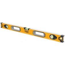 Уровень строительный алюминиевый 180 см INGCO HSL08180